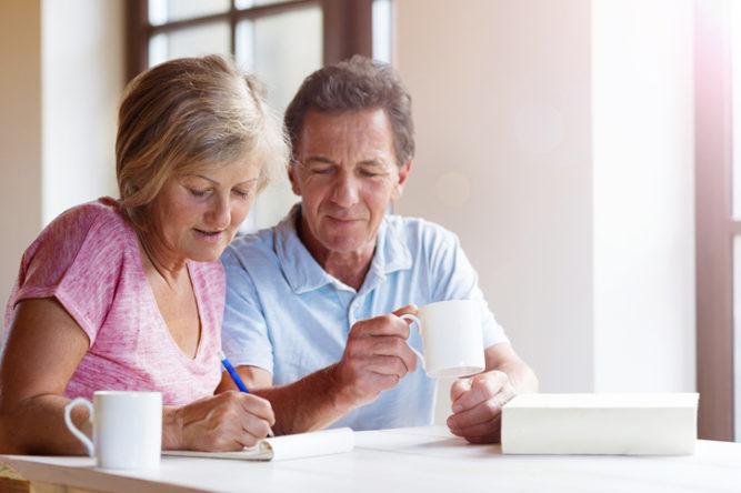 Calcul d'une pension de retraite complémentaire - AGIPI