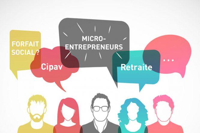 retraite pour les micro-entrepreneurs